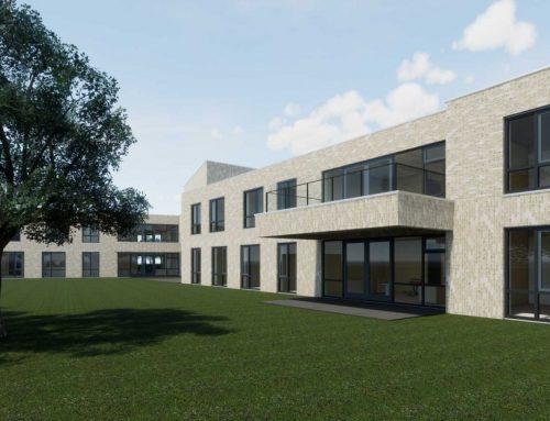 Woon-zorgcomplex Pelgrim te Den Burg, Texel